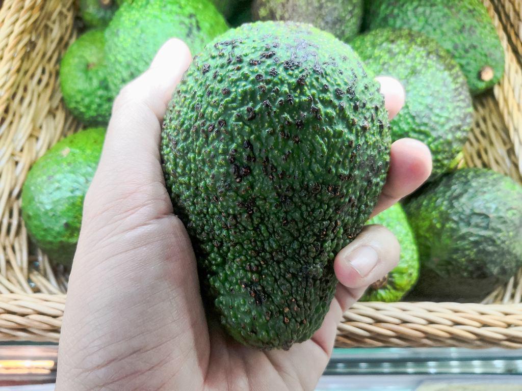 Awokado nie jest niestety tanią przyjemnością, dlatego warto upewnić się, że kupujemy owoc odpowiednio dojrzały