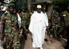 Wzorowi obywatele USA zamierzali obalić dyktatora Gambii