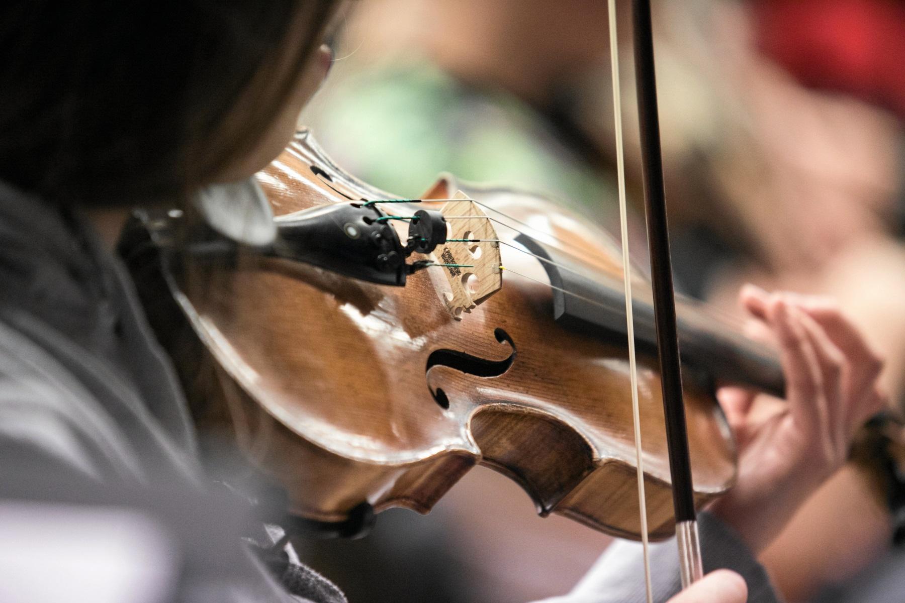 Karierę zaprojektowali jej rodzice. W wieku 30 lat przyszła na lekcję instrumentu i się rozpłakała (fot: Jakub Orzechowski/ Agencja Gazeta)