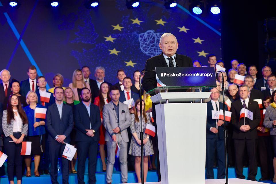 Jarosław Kaczyński ogłosił, że Wrocław zmienił się dzięki PiS.