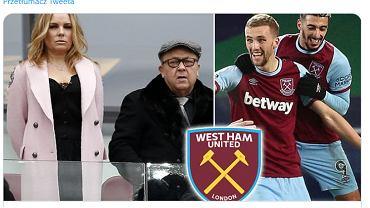 Emma Benton-Hughes, znana jako Eve Vorley, została nowym dyrektorem West Ham United.