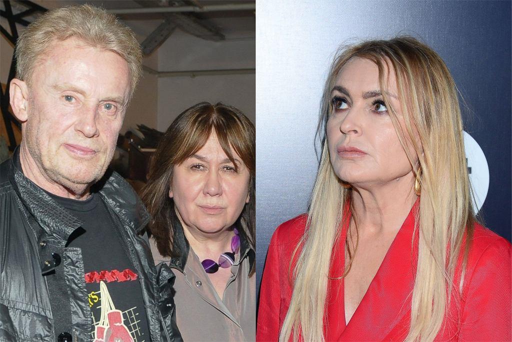 Daniel Olbrychski, Monika Olejnik