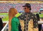 Super Bowl 2020. Beyonce i Jay-Z nie wstali podczas hymnu Stanów Zjednoczonych. Internauci