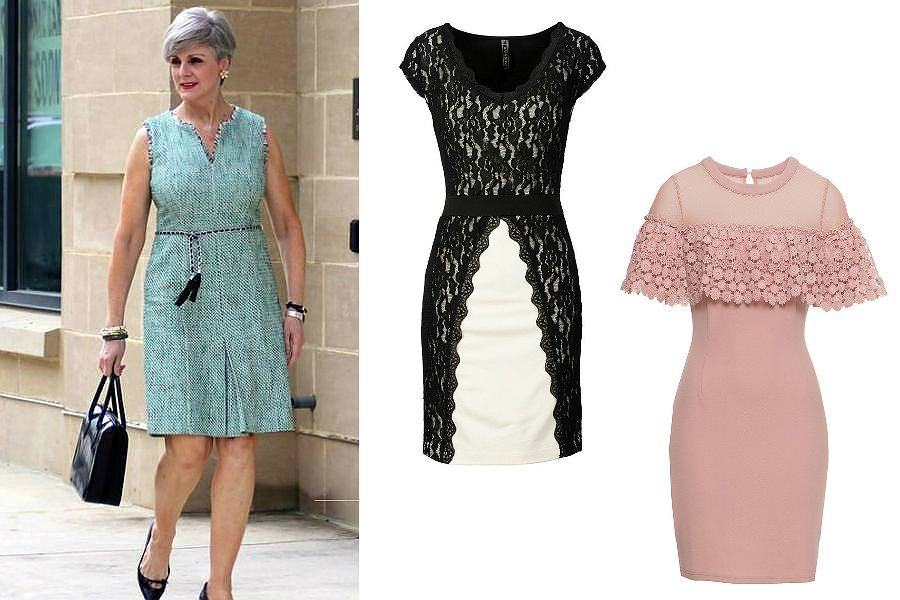 e171d0b83 Sukienki dla dojrzałych kobiet: piękne modele na co dzień i na ...