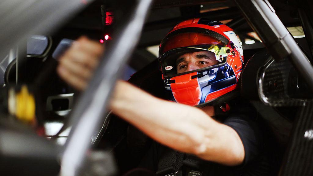 Robert Kubica za kierownicą BMW M4 DTM Turbo
