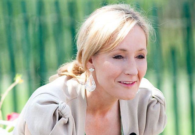 JK Rowling Randki