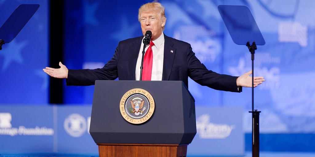 Donald Trump rozpoczął największą wojnę handlową w historii - twierdzi Pekin
