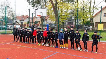 Otwarcie nowego boiska i oddziałów przedszkolnych przy ul. Pułaskiego