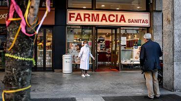 Dziś we Włoszech zmarło 196 osób zakażonych koronawirusem. To najwyższa dzienna liczba ofiar patogenu w tym kraju od początku epidemii