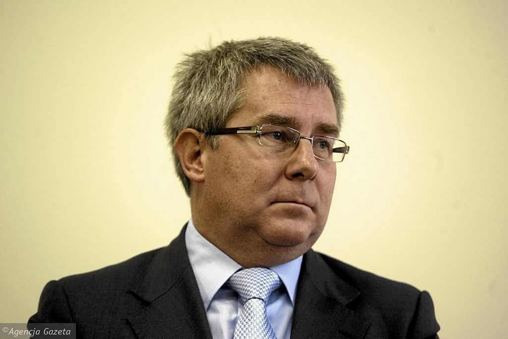 Ryszard Czarnecki (fot. Rafał Malko/AG)