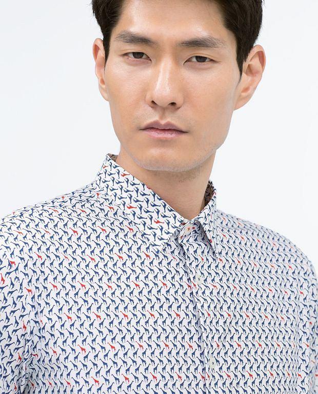 Zdjęcie numer 5 w galerii - Męskie koszule w drobne wzory - to będzie HIT sezonu