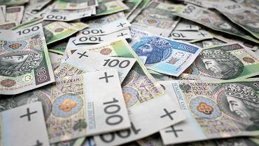 Polskie banknoty są poddawane kwarantannie