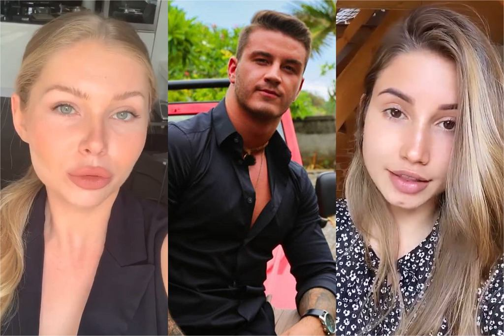 Martyna, Afam, Ola 'Hotel Paradise'