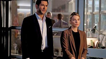 Kadry z serialu Lucyfer