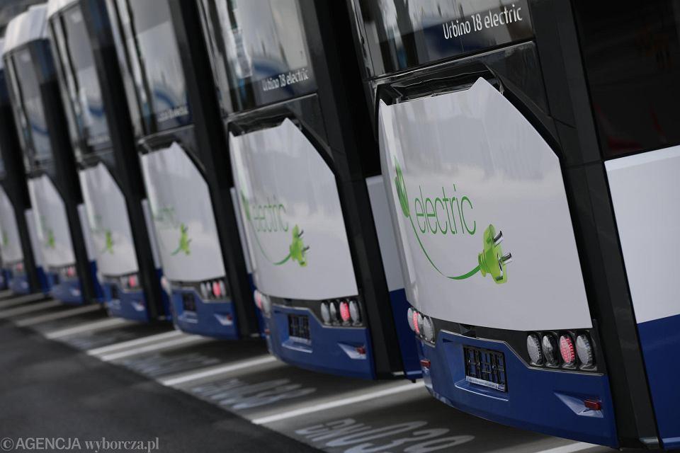 Krakowskie autobusy