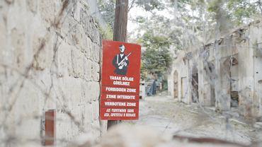 'Zielona linia' - strefa buforowa na podzielonym Cyprze