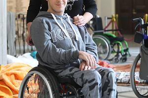 Donos na Iwonę Hartwich. Źle się opiekuje niepełnosprawnym synem?