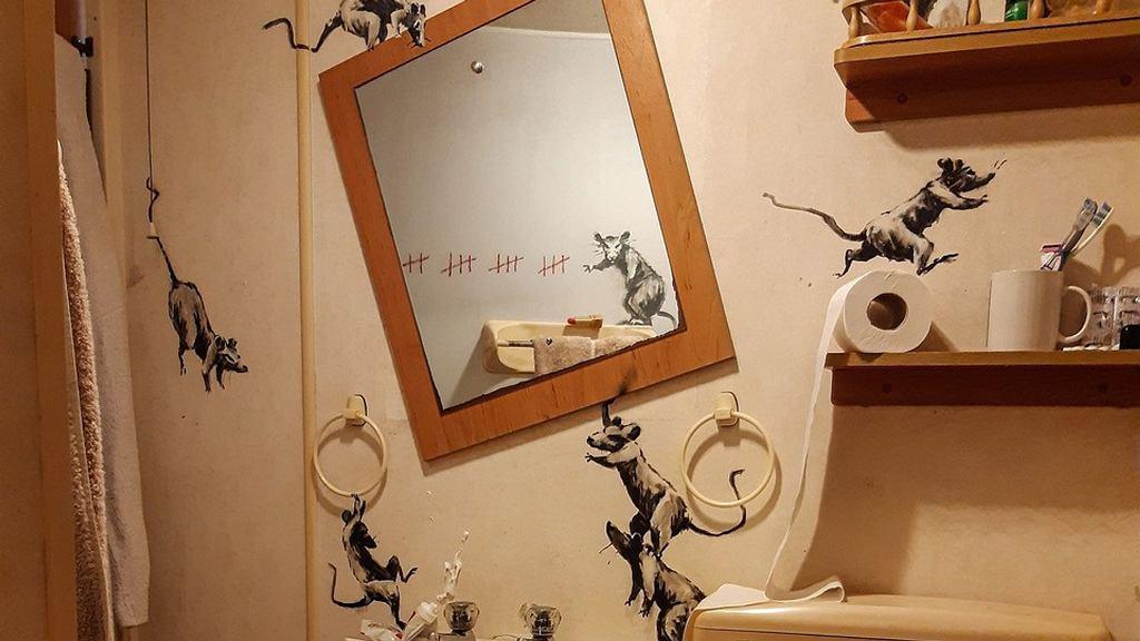 Banksy w domu