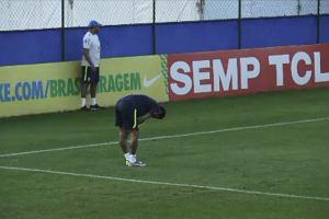 Kolejne problemy Neymara przed Copa America! Brazylijczyk opuścił trening z kontuzją [WIDEO]