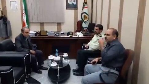 Były burmistrz Teheranu mówił w telewizji, jak zastrzelił żonę. Siedział w fotelu i popijał herbatę