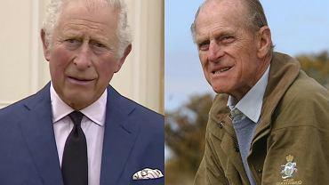 Książę Karol, książę Filip