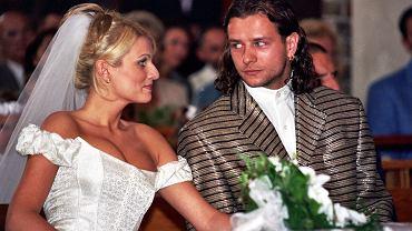Zanim Radek Majdan zakochał się w Rozenek, był mężem Sylwii. Teraz ona jest cenioną projektantką i szczęśliwą mamą