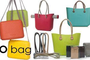 Piękne, lekkie i wodoodporne  - innowacyjne torby O bag