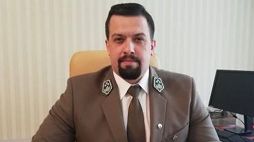 Łukasz Maciejunas. Nowy dyrektor Regionalnej Dyrekcji Lasów Państwowych w Szczecinku