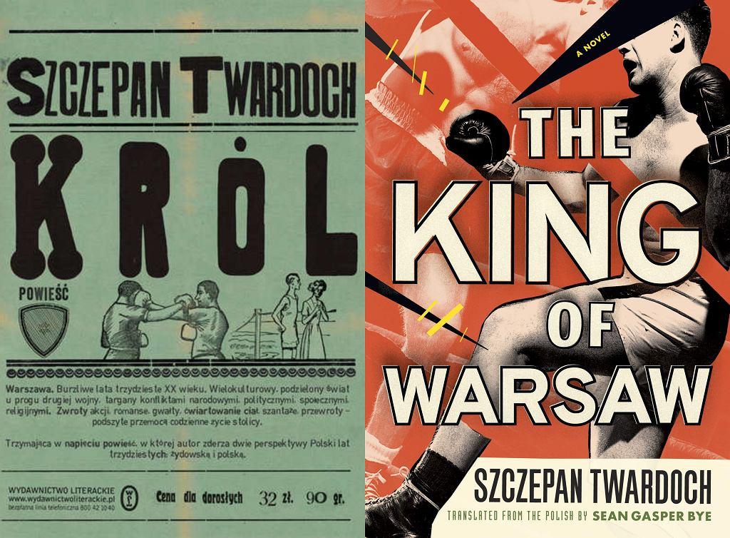 'Król' Szczepana Twardocha (fot. Materiały prasowe)