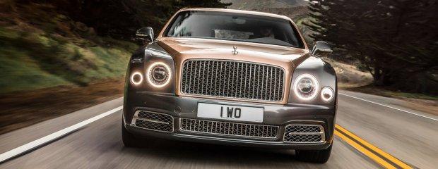 Salon Genewa 2016 | Bentley Mulsanne | Jeszcze więcej luksusu