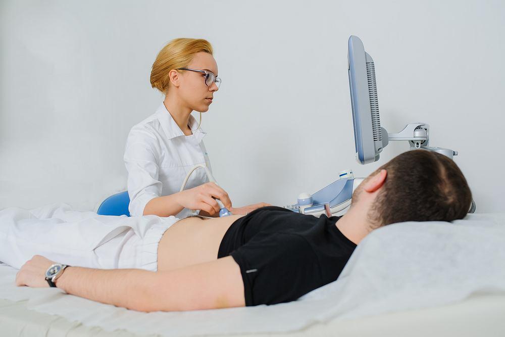 USG brzucha to najczęściej wykonywany rodzaj ultrasonografii