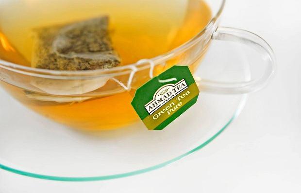 Zielona Herbata Ahmad Tea