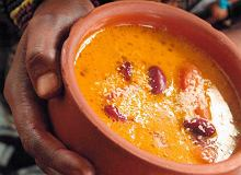 Kokosowa zupa z fasolą - ugotuj