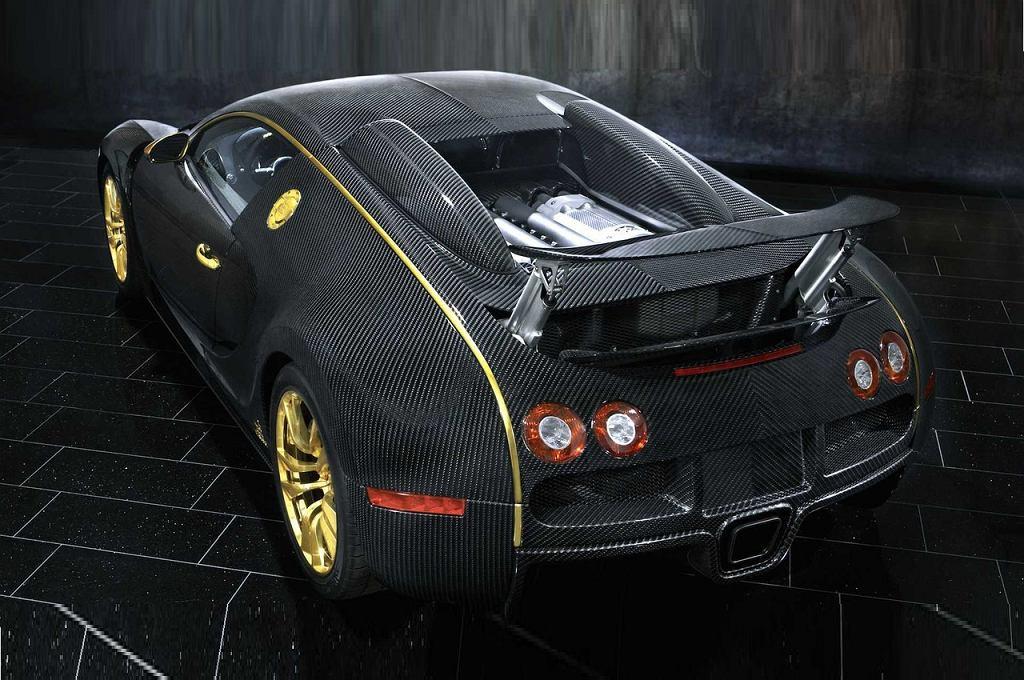 Bugatti Veyron Mansory Linea Vincero