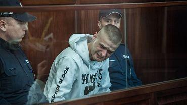 Tomasz Komenda dowiaduje się, że zostaje zwolniony z więzienia po 18 latach (fot. Krzysztof Ćwik / Agencja Gazeta)