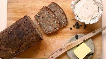 Chleb Basi Jagody-Ćwiklik pszenno-żytni z pestkami