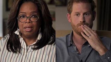 Oprah Winfrey, książę Harry