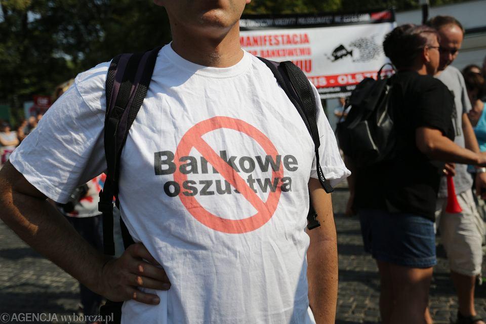 Frankowicze pod Belwederem. Warszawa, 10 września 2016
