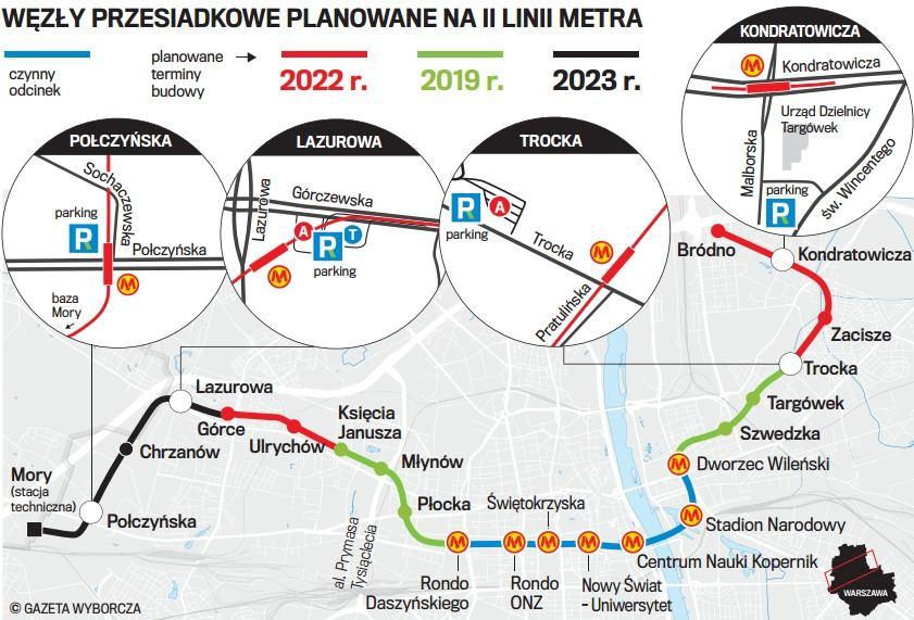 Metro Na Bemowo Przetarg Na Dwie Stacje I 2 Km Tuneli Tarcza