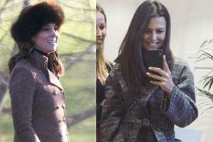 fot. East News/ Instagram Księżna Kate/ Anna Lewandowska