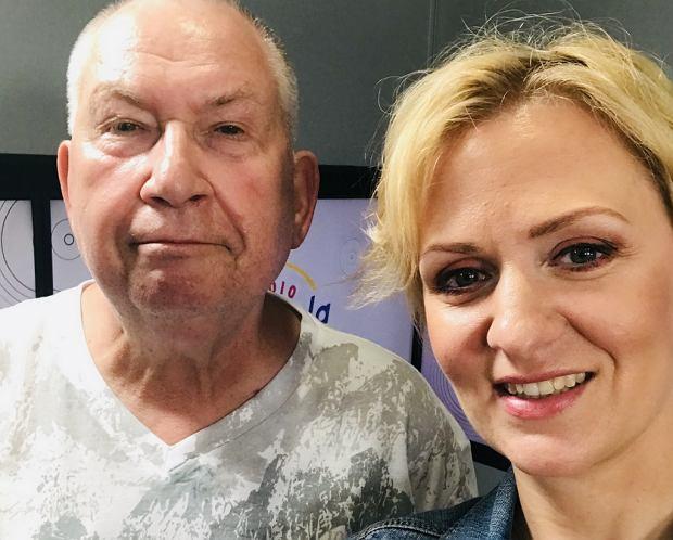 Michał Fajbusiewicz i Anna Stachowska w Radiu Pogoda