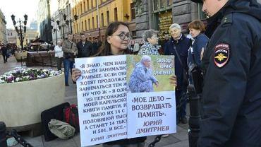 Nie żyje rosyjska aktywistka Jelena Grigoriewa