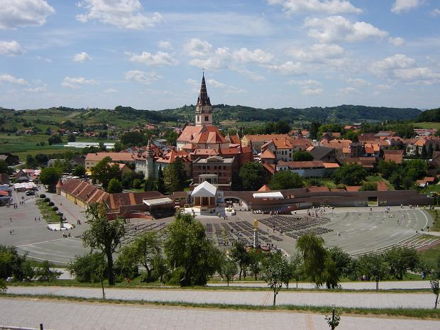 Sanktuarium Marija Bistrica w Chorwacji