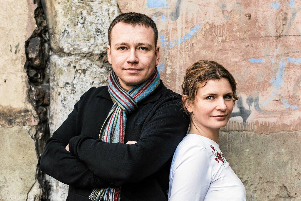 Andrzej Brzeziecki i Małgorzata Nocuń