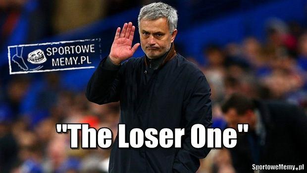 Zdjęcie numer 11 w galerii - Co powiedział Mourinho Conte po końcowym gwizdku? Portugalczyk wyśmiewany [MEMY]