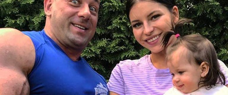 Robert Burneika wkrótce powita na świecie drugie dziecko. Jego żona pochwaliła się zdjęciem!