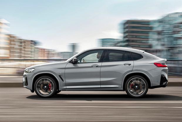 Odświeżone BMW X3 i X4 już są. Co się zmieniło?
