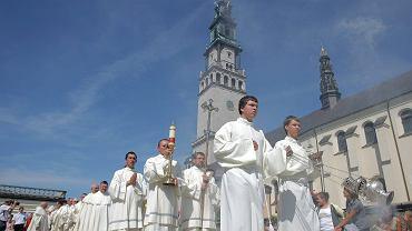 Obchody święta Wniebowzięcia Najświętszej Maryi Panny