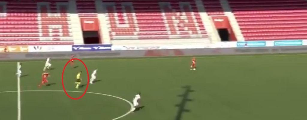 Arbiter w meczu ligi szwajcarskiej był dużo szybszy niż piłkarze Neuchatel Xamax