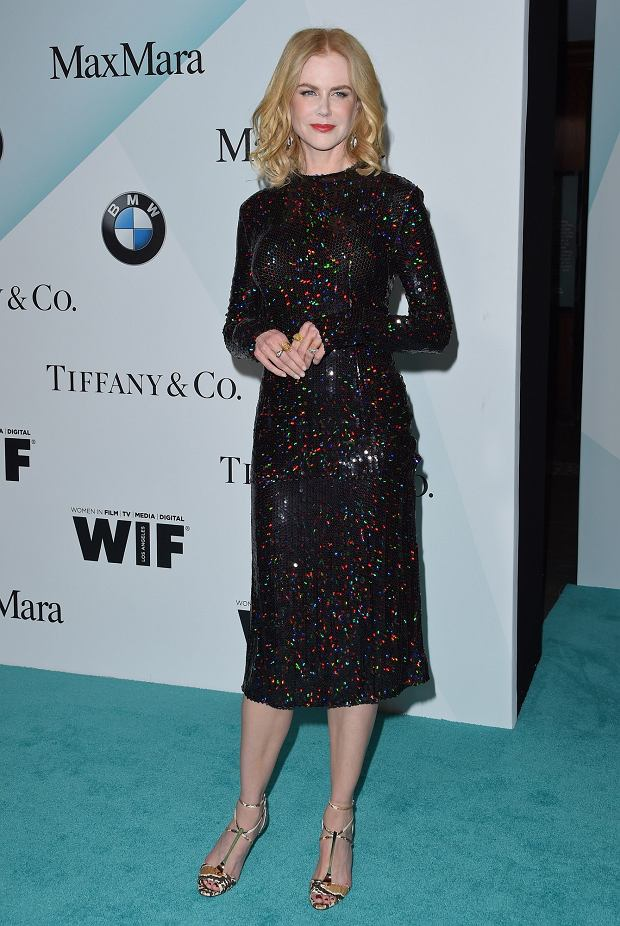 ??BAUER-GRIFFIN.COM  Women In Film 2015 Crystal + Lucy Awards.  Pictured: Nicole Kidman.  EVENT  June 16, 2015  Job: 150616A1  Los Angeles, CA  www.bauergriffin.com